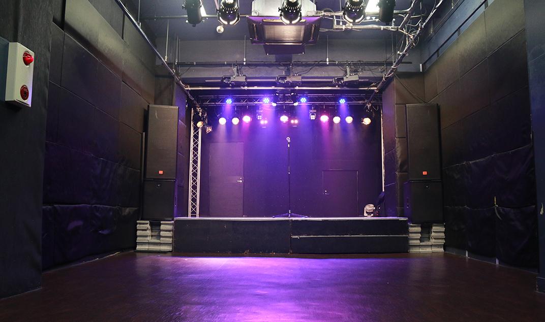 ライブハウス照明